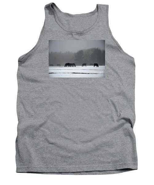 Tank Top featuring the photograph Foraging by Glenn Gordon