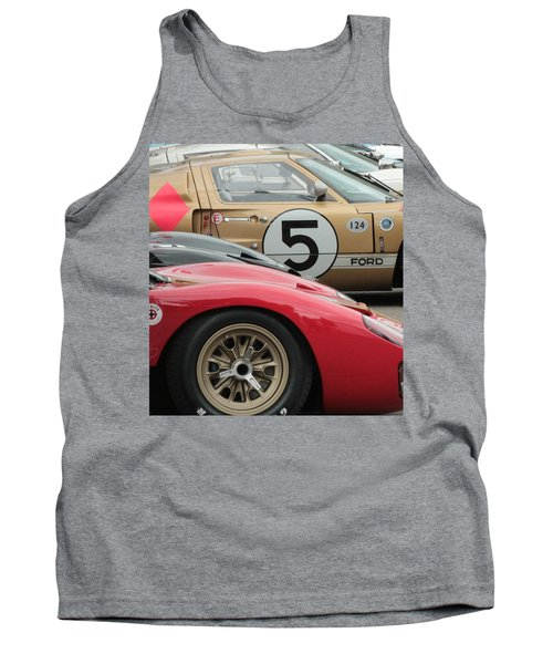 Ford Gt 40's Tank Top