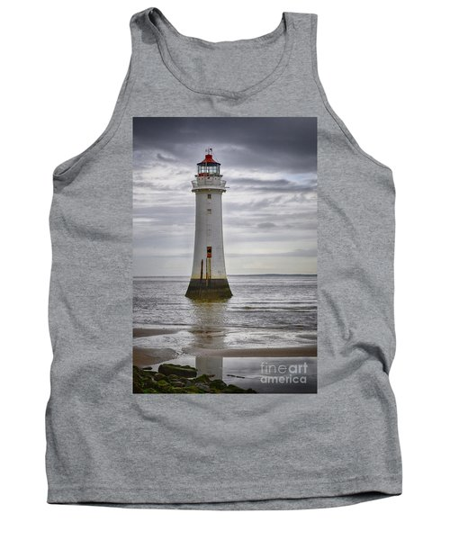 Fort Perch Lighthouse Tank Top