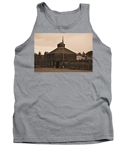 Fort Western Tank Top