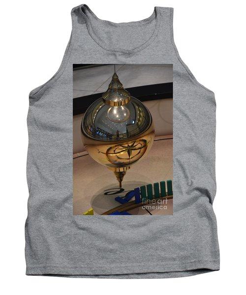 Tank Top featuring the photograph Foucalt's Pendulum by Robert Meanor