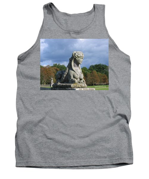 Fountainebleau Twin2 Tank Top