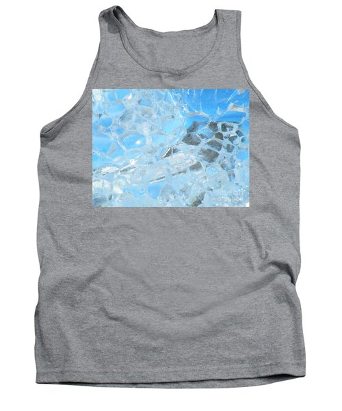 Tank Top featuring the photograph Fracked  by Brian Boyle