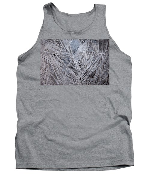 Frozen Fractal Tank Top