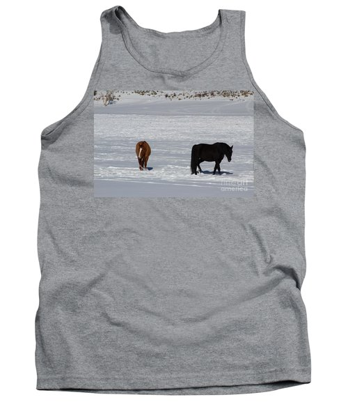 Free Spirits Tank Top by Fiona Kennard