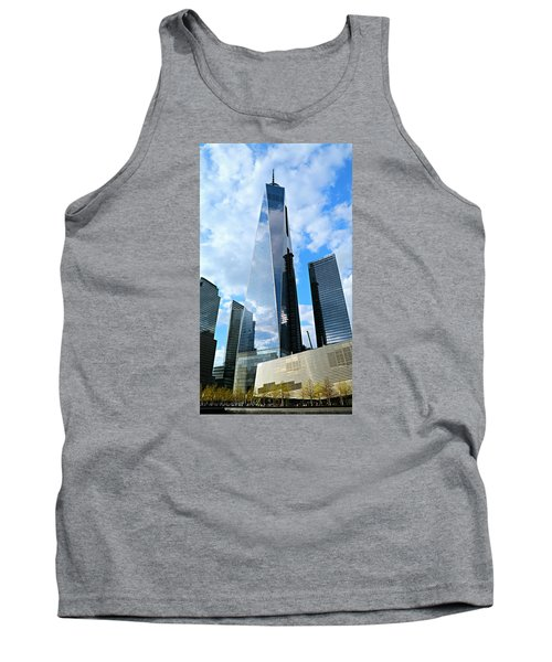 Freedom Tower Tank Top