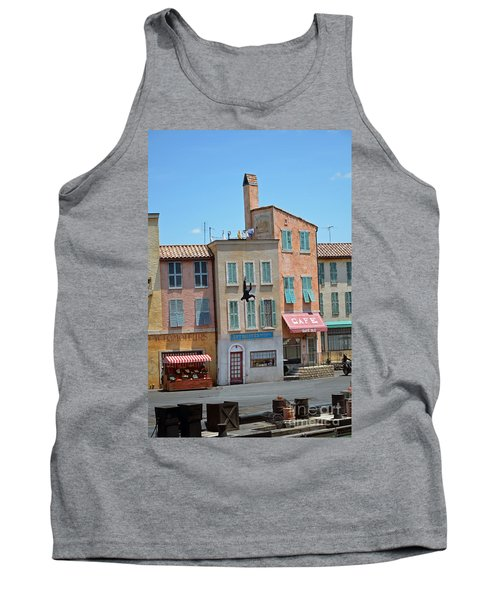 Tank Top featuring the photograph Freefall by Robert Meanor
