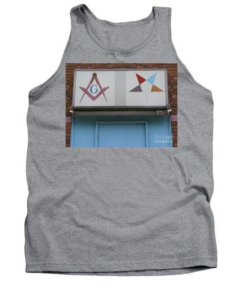Freemasons Tank Top