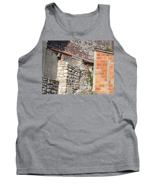 French Farm Wall Tank Top by HEVi FineArt