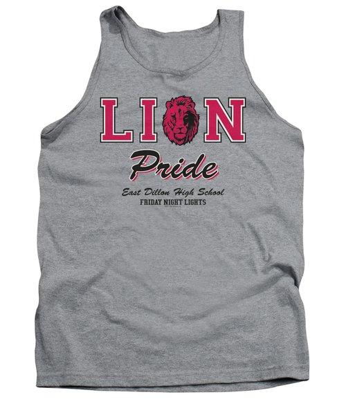 Friday Night Lights - Lions Pride Tank Top