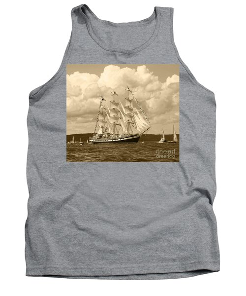 From Russia With Love Tank Top by Kym Backland