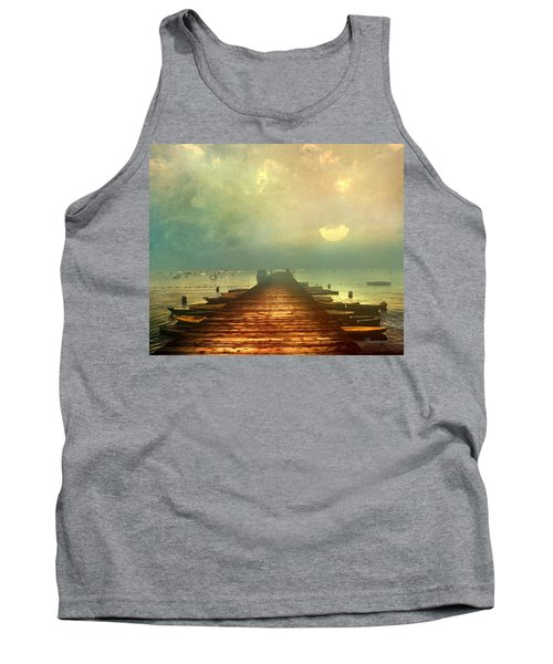 From The Moon To The Mist Tank Top