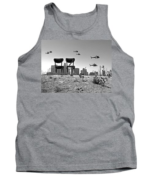 Front Row Seats Tank Top