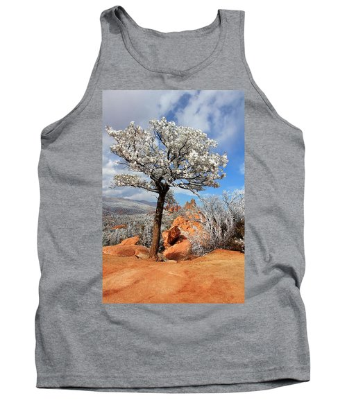 Frosted Wonderland 3 Tank Top