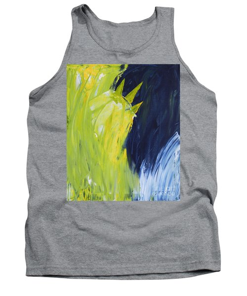 Frozen Liberty Tank Top