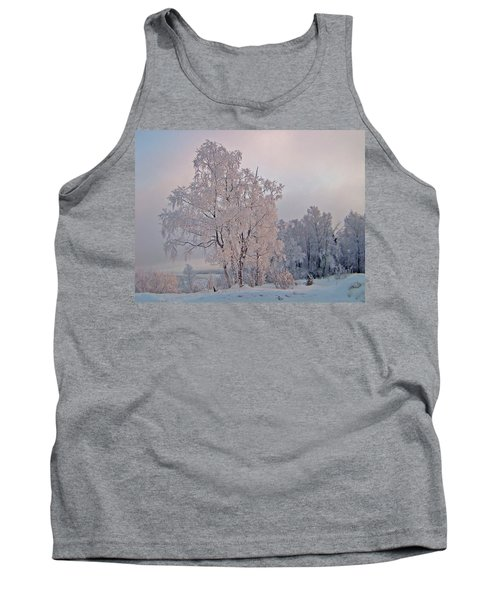 Tank Top featuring the photograph Frozen Moment by Jeremy Rhoades