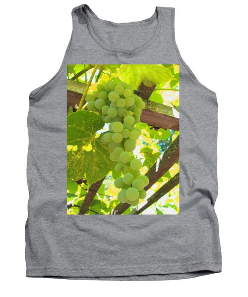 Fruit Of The Vine - Garden Art For The Kitchen Tank Top