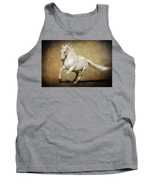 Tank Top featuring the photograph Full Steam Ahead by Wes and Dotty Weber