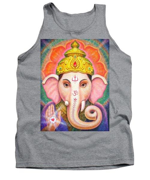 Ganesha's Blessing Tank Top