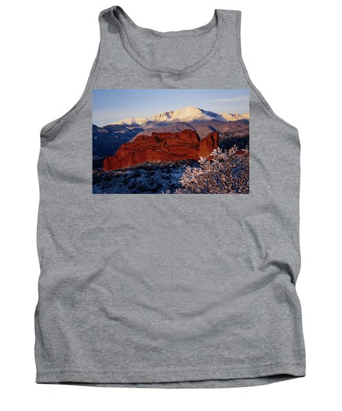 Garden Of The Gods Tank Top