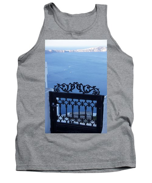 Gated Caldera Tank Top
