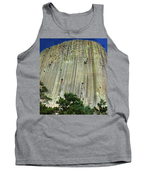 Geology Triptych - Two Tank Top