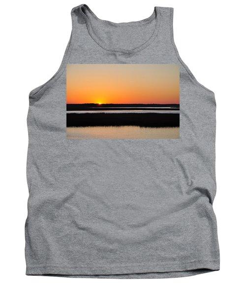 Georgia Sunset Tank Top