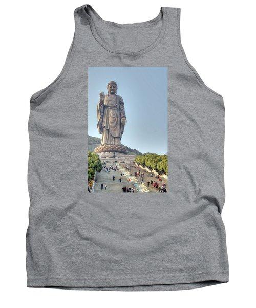 Giant Buddha Tank Top