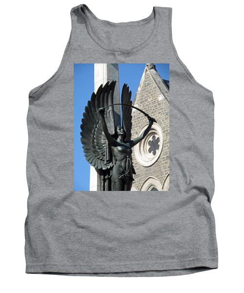 Give Us Peace In Our Time Tank Top