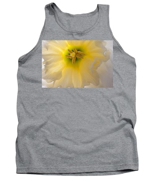 Glowing Daffodil Tank Top