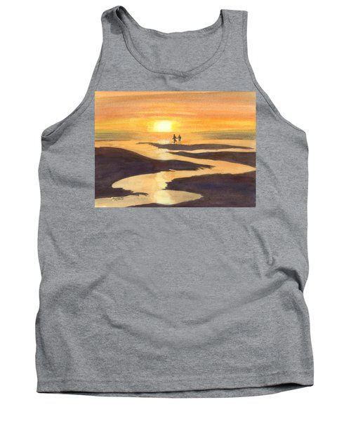 Glowing Moments Tank Top