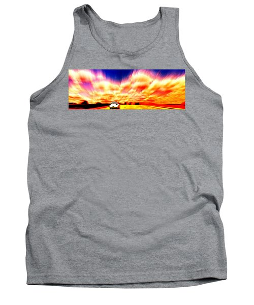 Going For A Ride Tank Top