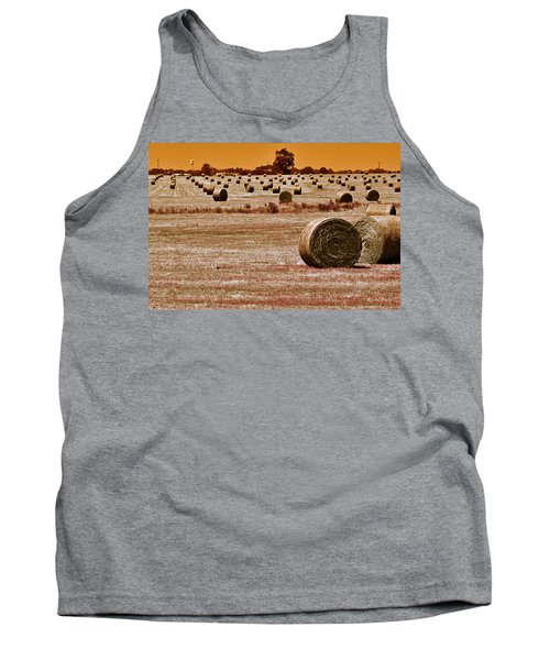 Golden Country Tank Top