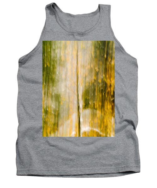 Golden Falls  Tank Top