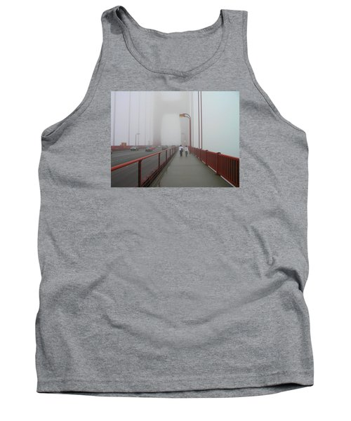 G. G. Bridge Walking Tank Top