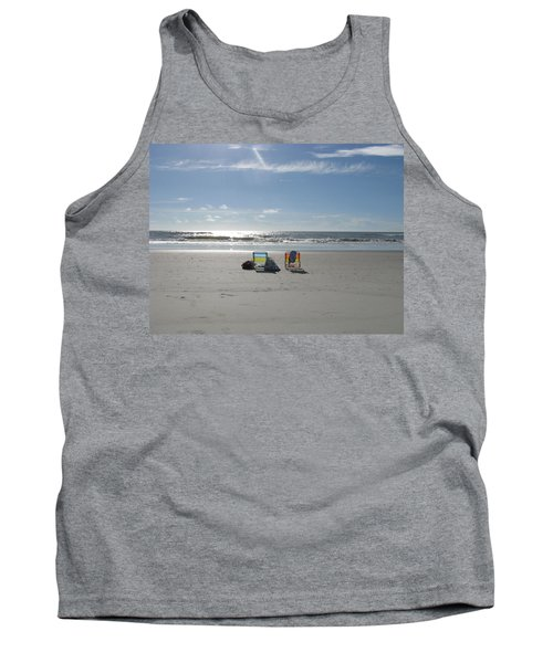 Gone For A Walk Tank Top