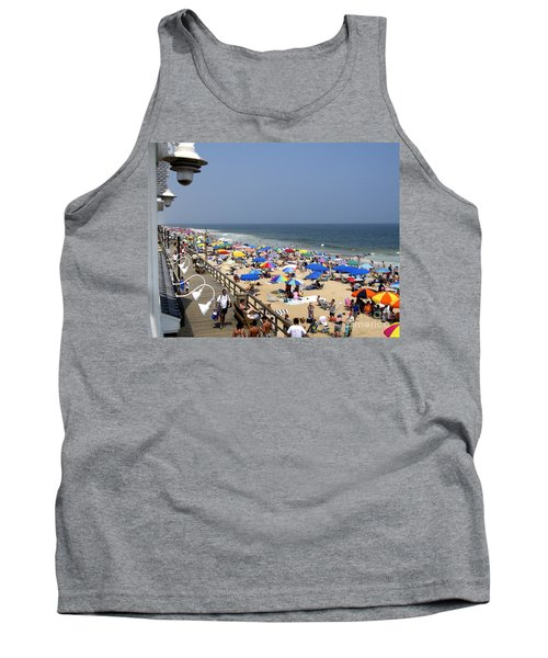 Good Beach Day At Bethany Beach In Delaware Tank Top