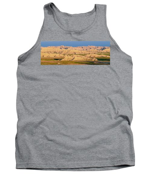 Good Morning Badlands I Tank Top by Patti Deters