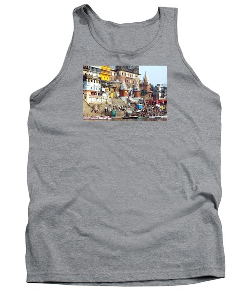 Good Morning Ganga Ji 2 Tank Top