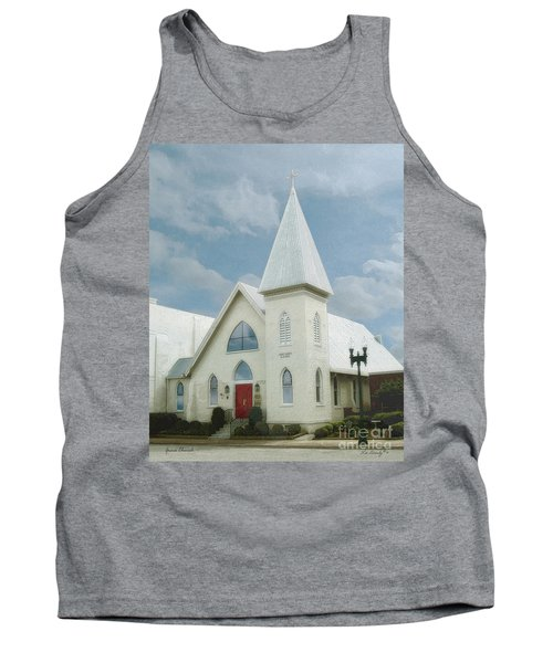 Grace Church Tank Top