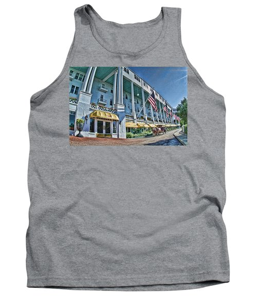Grand Hotel - Image 001 Tank Top