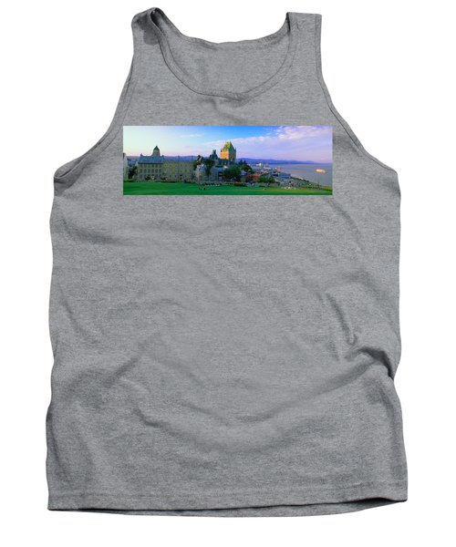 Grand Hotel In A City, Chateau Tank Top