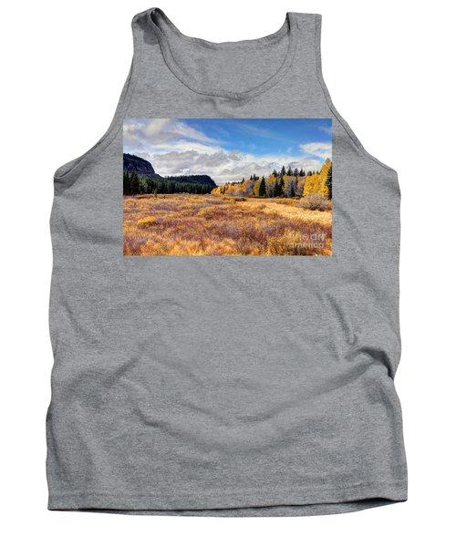 Grand Mesa Colors Tank Top by Bob Hislop