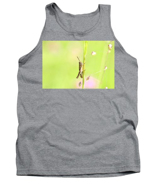 Grasshopper  Tank Top by Tommytechno Sweden