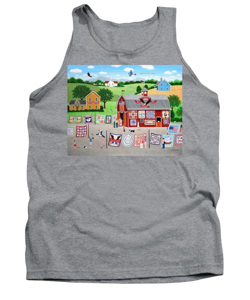 Great American Quilt Factory Tank Top