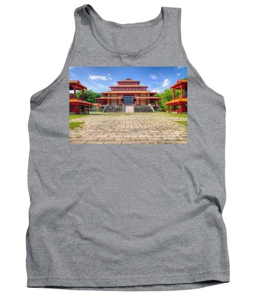 Great Buddha Hall Tank Top