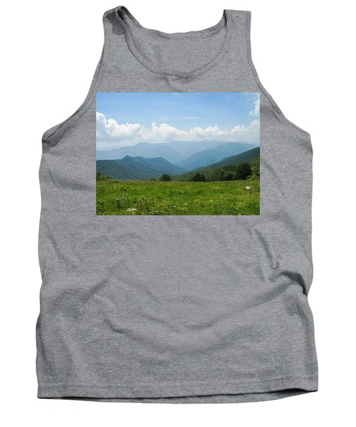Great Smoky Mountains Tank Top by Melinda Fawver
