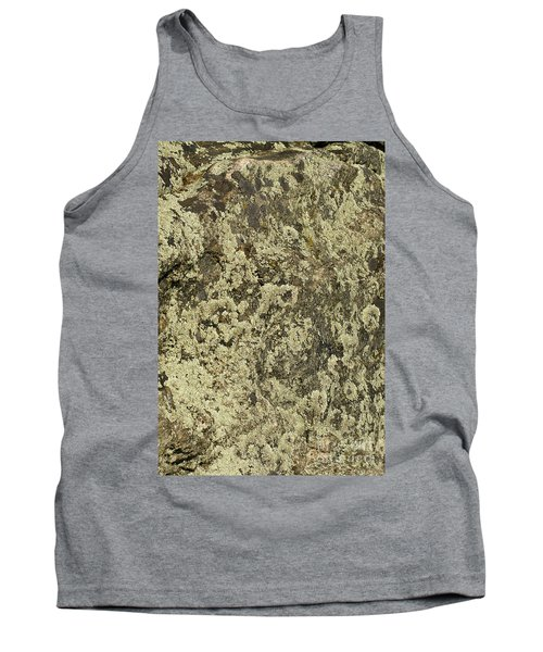 Tank Top featuring the photograph Green Moss by Les Palenik