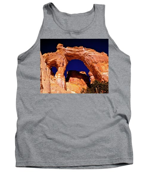 Grosvenor Arch Sunset Kodachrome Basin Tank Top