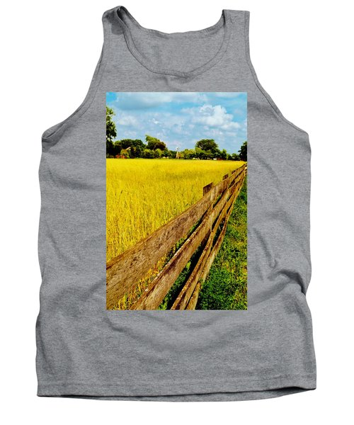 Growing History Tank Top by Daniel Thompson